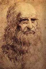 ליאונרדו בדיוקן עצמי, 1512